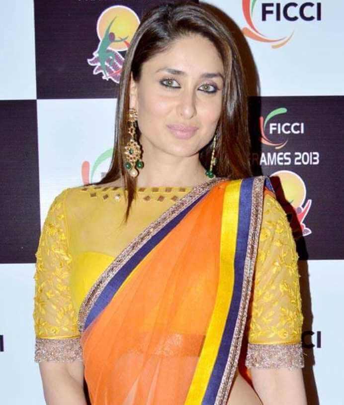 Kareena Kapoor Saree Photo