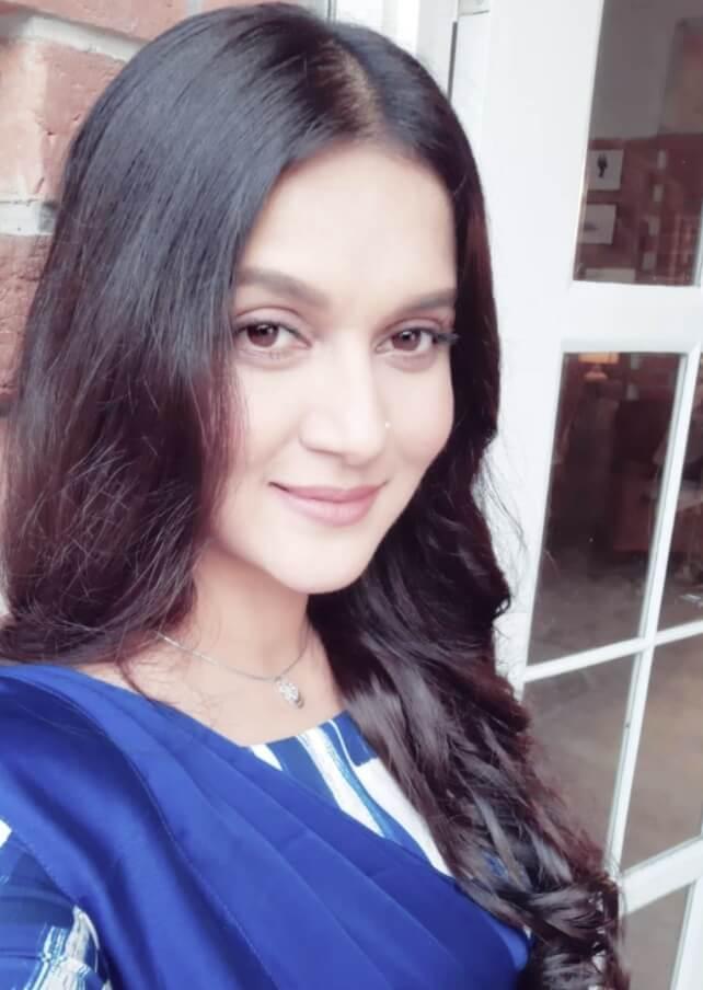 Mithila Blue color image