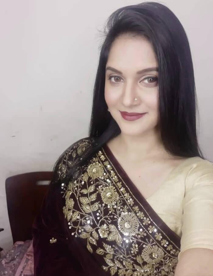 Mithila saree photo