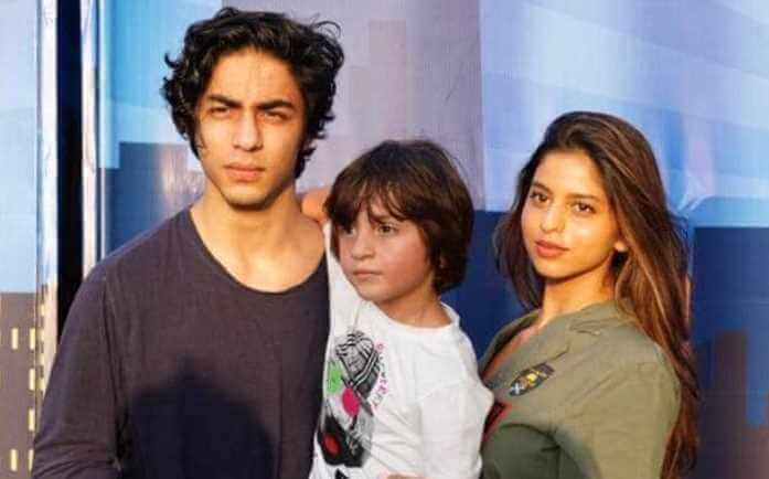 Shah Rukh Khan's 3 Children