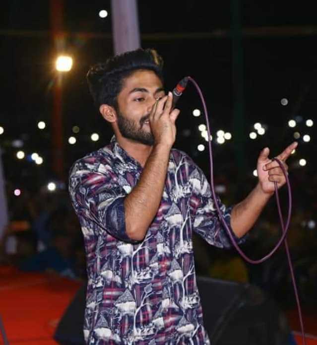 Arman Alif at Concert Photo