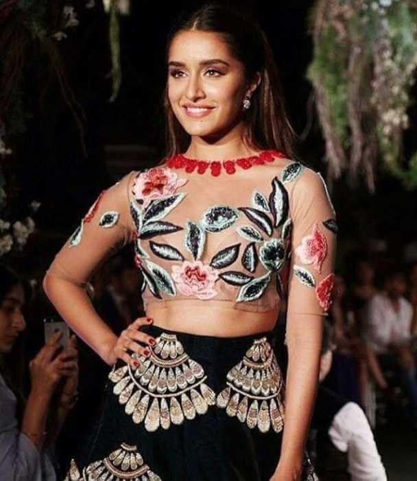 Shraddha Kapoor Black dress Picture