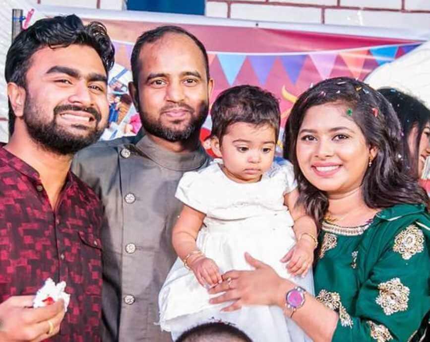 Luipa with Imran