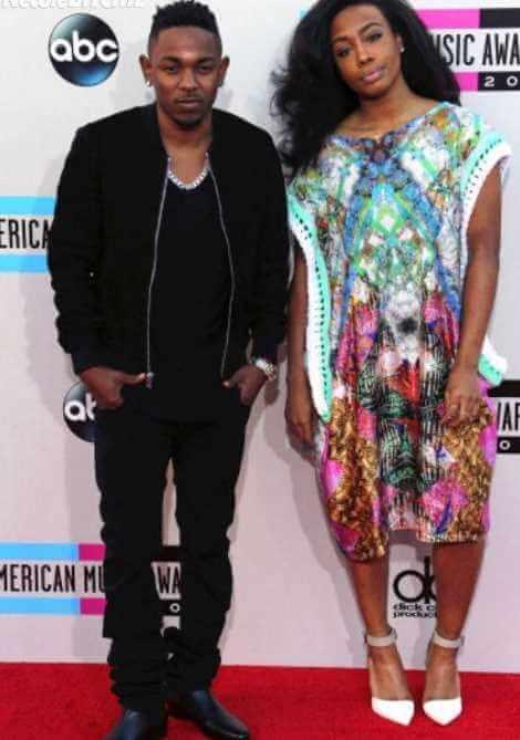 SZA With  Kendrick Lamar