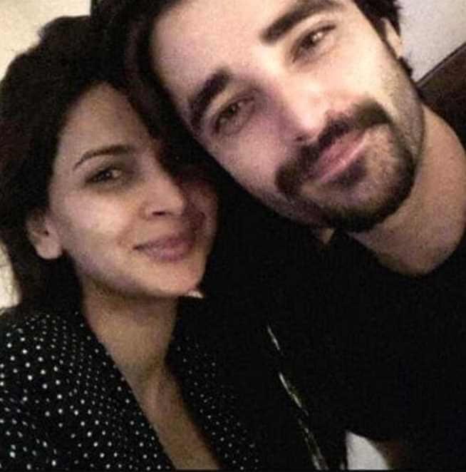 Saba Qamar with Hamza Ali Abbasi