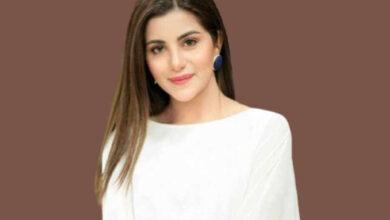 Sohai Ali Abro Photo