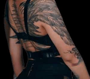 Bella Poarch Tattoo