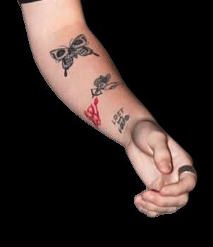 Jacob Sartorius Tattoo