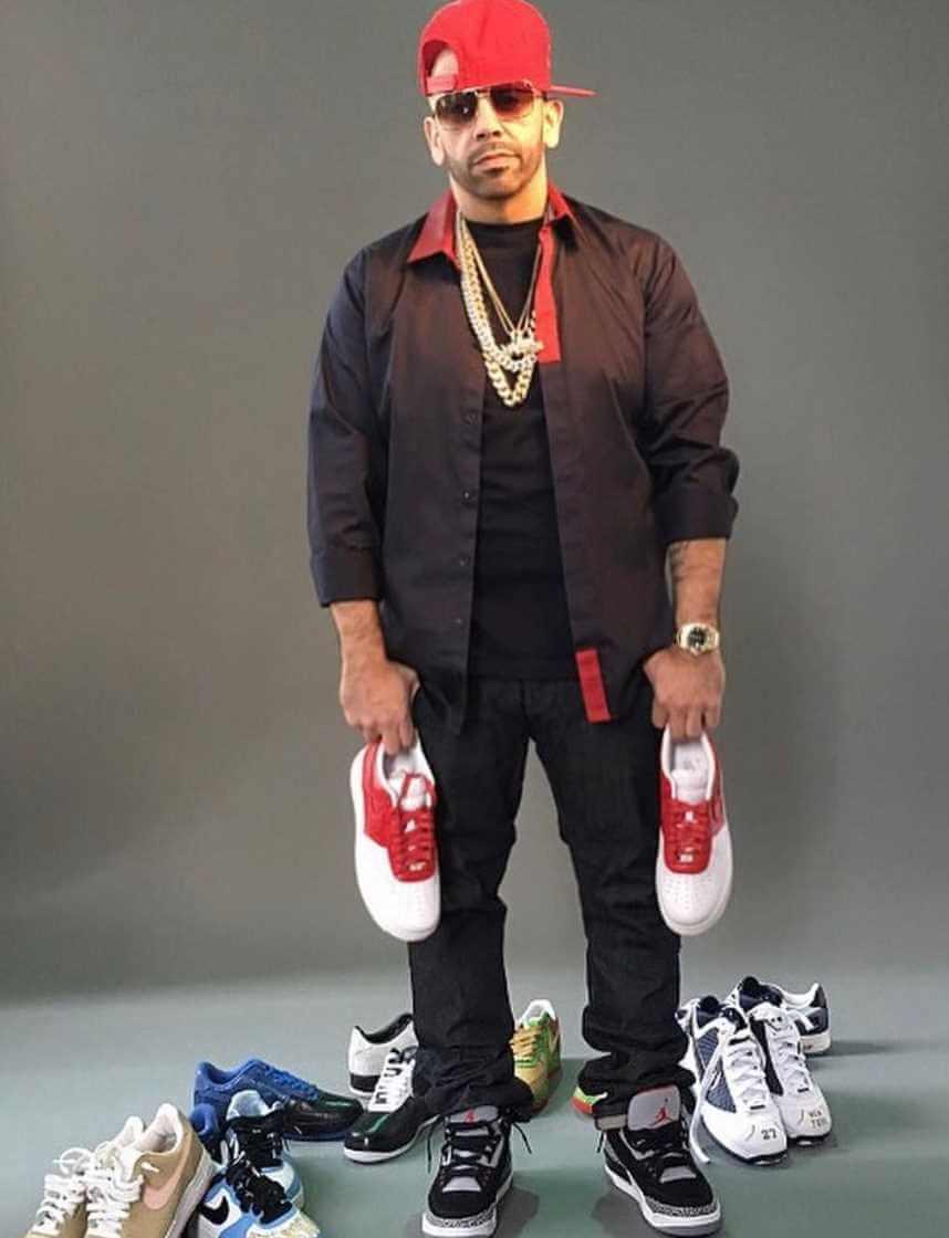 Mark Farese sneakers