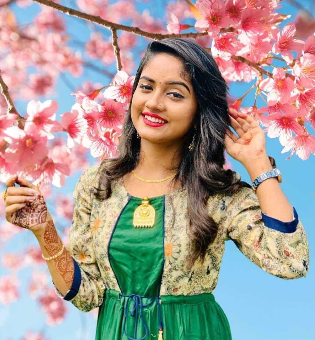 Nisha Guragain HD Photo