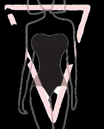 Strawberry Body Shape