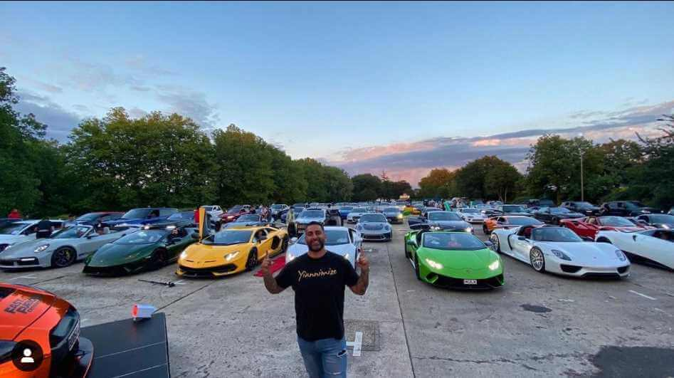Yianni Charalambous Car Collection Image